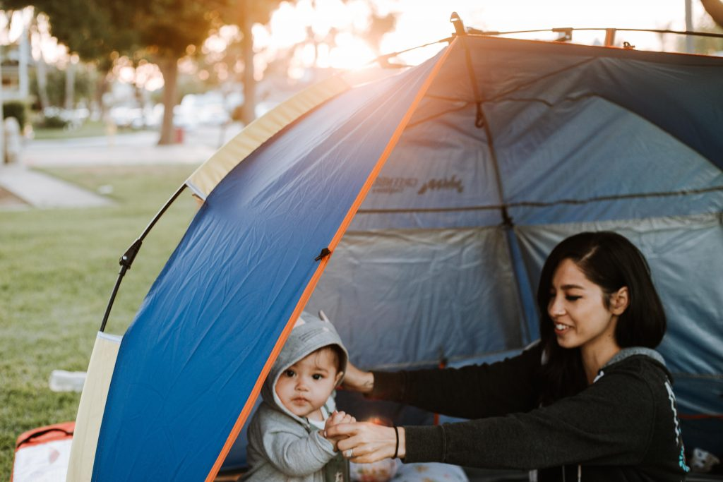How To Introduce Your Child To Camping
